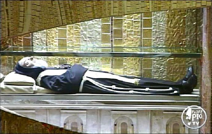 Transito di San Pio da Pietrelcina