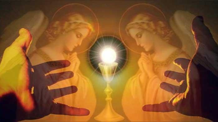 Santa Messa 10-5-19