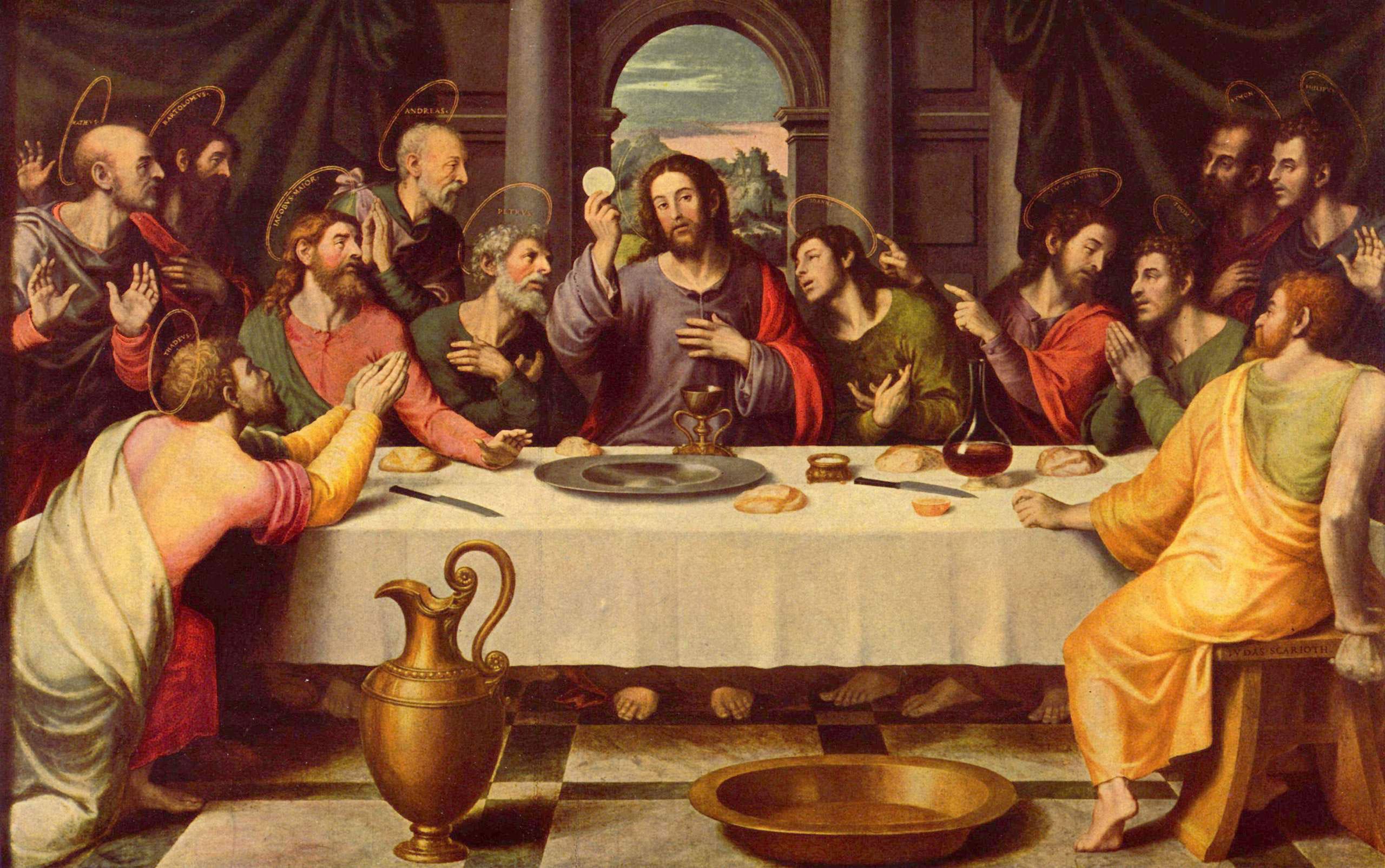 Santa Messa 17-4-19