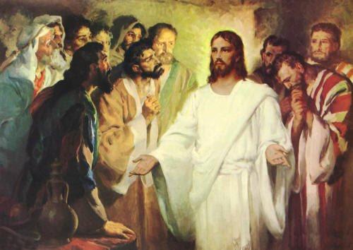 Santa Messa 21-5-19