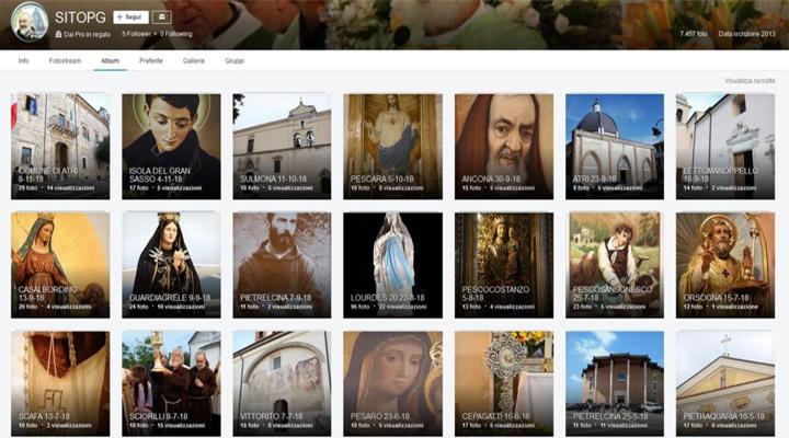 Visualizza l'Album di Foto di questo sito