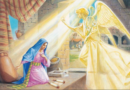 L'annuncio dell'Arcangelo