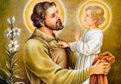 Consacrazione della famiglia a S. Giuseppe