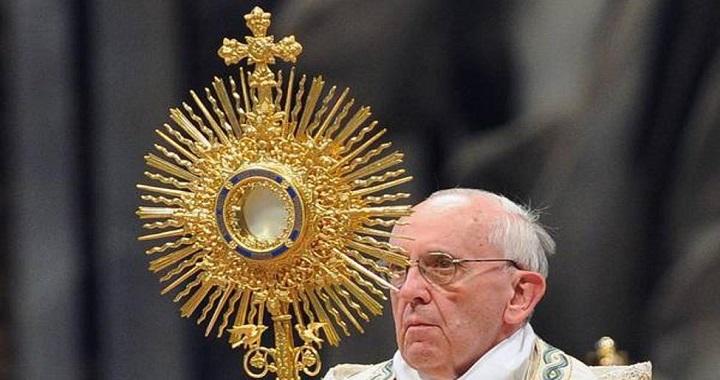 Corpus Domini – Papa Francesco