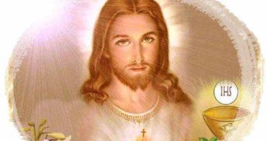 Santa Messa 17-6-19